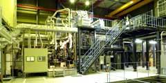本社 ガラス事業所 第四工場 屋内設備