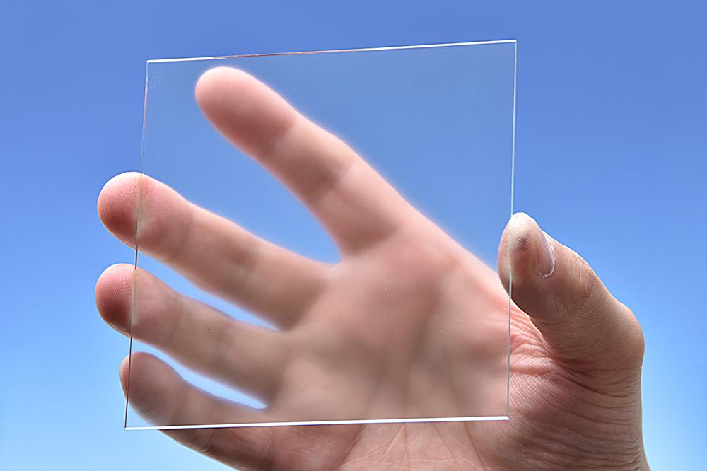 アンチグレアガラス(板ガラス)