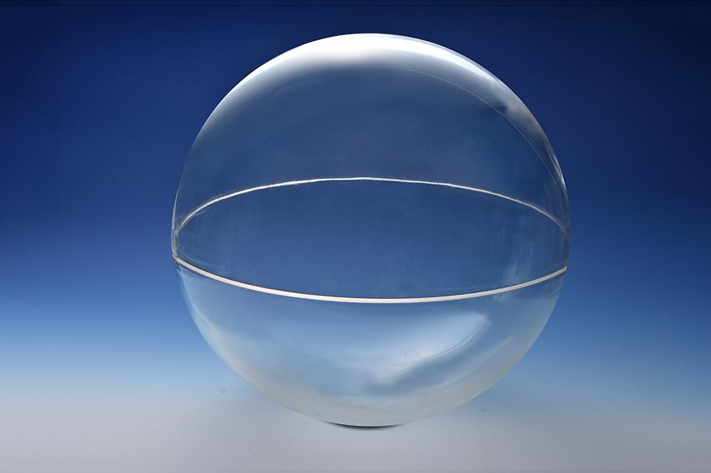 耐圧ガラス球(水中撮影機器用ハウジング)