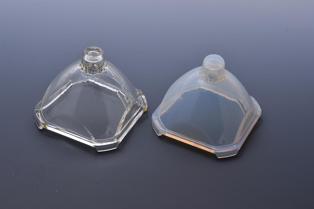低膨張結晶化ガラス(リフレクター形状)