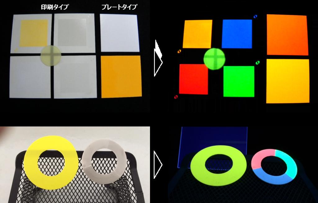 蛍光体封止ガラス 印刷基板、プレート基板